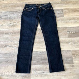 DL1961 Angel Instasculpt Mid Rise Skinny Jeans